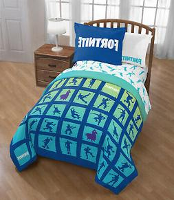 fortnite bedding set boys twin full comforter