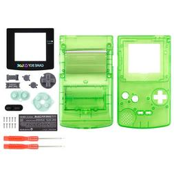 Full Shell Cover Replace for Nintendo Game Boy GBC Solid Des