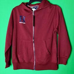 Tommy Hilfiger Full Zip Logo Hoodie for Boys Sweatshirt NWT!