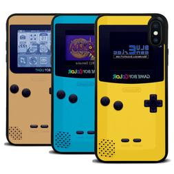 Game Boy Player Childhood Creative Case Cover For iPhone 7 8