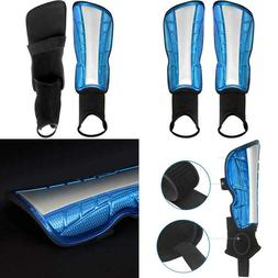 Geeksport Soccer Shin Guards Youth Upgraded 3 Best Sizes Soc