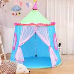 Girls Boys Kids Children Play Tent House Toy for 3 4 5 6 7 8