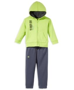 Champion Baby Boys' 2-Pc. Go For It Zip-Up Hoodie & Pants Se