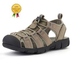SONOMA Goods for Life Boys Sport Sandals Tan Kids size 3 NEW