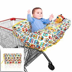 grocery shopping cart cover n