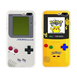 For Iphone 7 8 PLUS X 5 5S 6 6S Soft Game Boy Ultra Thin Rub