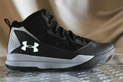 UNDER ARMOUR JET MID shoes for boys, NEW & AUTHENTIC, US siz
