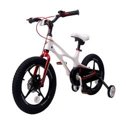 Kids Bike for Boys and Girls 16 Inch Magnesium Bicycle with