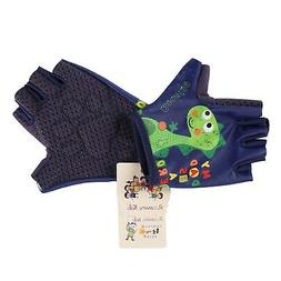 Kids Half-Finger Climbing Gloves for Age 1-10 Boys and Girls