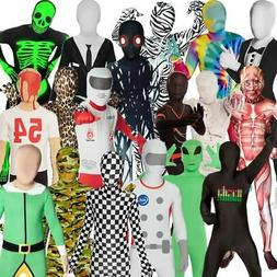 KIDS MORPHSUIT FANCY DRESS COSTUME FOR BOOK WEEK HALLOWEEN P