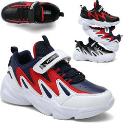 Kids Running Sneakers Trainers Sport Shoes Tennis Breathable