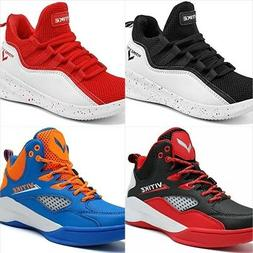 Kids Shoes Basketball Shoes For Boys Running Fashion Sneaker