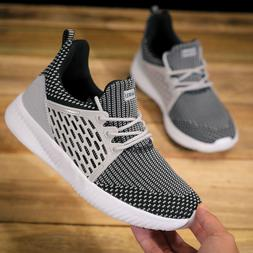 Kids Sneaker Mesh Breathable Athletic Running Tennis Shoes f