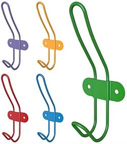 Tibres - Kids Wall Coat Hooks for Girls and Boys for Jackets