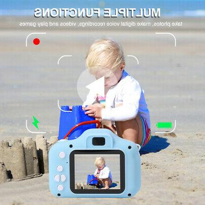 """2"""" Kids Camera 3-8 Years Old Girls Outdoor Gifts"""