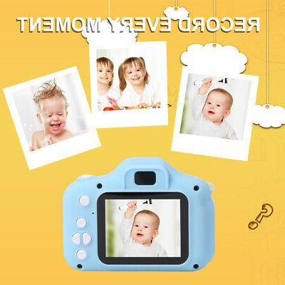"""2"""" 1080P Camera for 3-8 Years Old Boys Outdoor"""