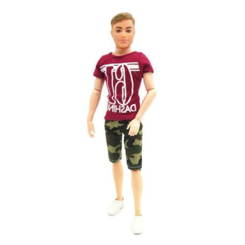 1set cool prince doll clothes outfit