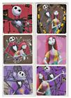 """25 Nightmare Before Christmas Stickers, 2.5"""" x 2.5"""" each, Pa"""