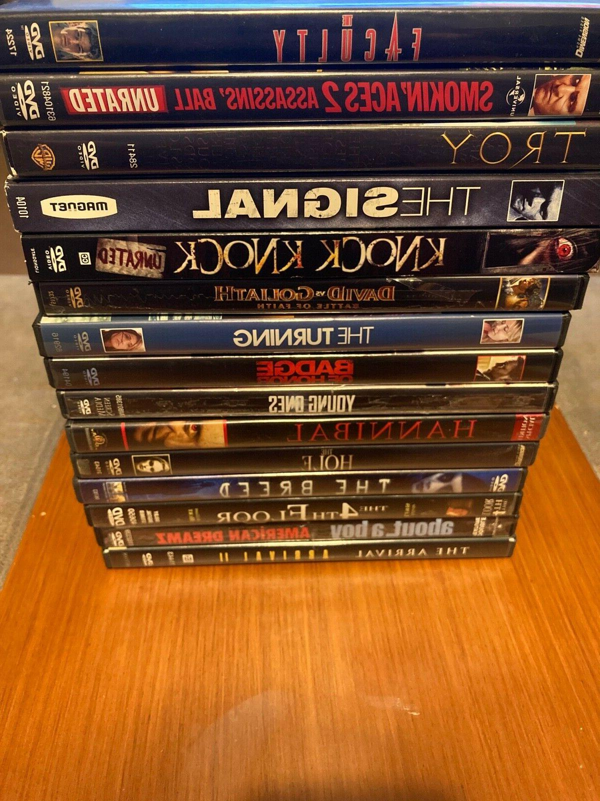$5 DVD Movies For Sale Make it a Cheap!
