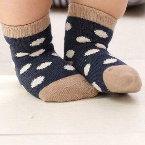 5 pairs lot baby ankle socks