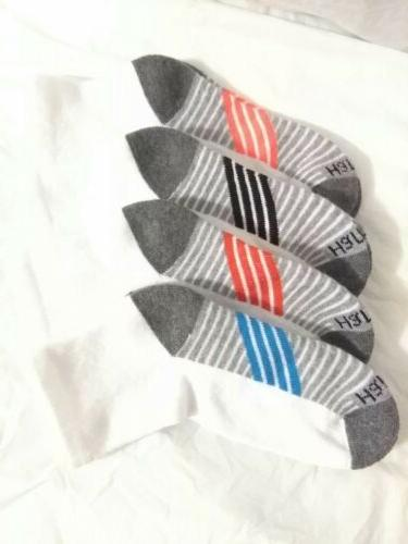 8 pairs of new premium ankle socks