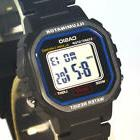 Casio Ladies Boys Kid's Sport Resin Band Digital Watch LA-20