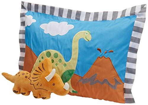 Mi-Zone Twin Kids Sets For Blue, Dinosaur Pieces Boy – Ultra Kid Childrens Bedroom