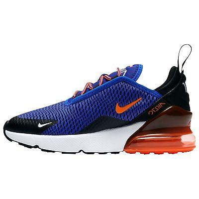 Nike Air Max 270 Boys' Preschool Racer Blue/Hyper Crimson/Bl