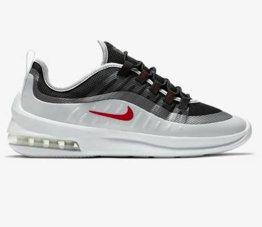 Nike Sneakers GS Black/Red/Platinum 009 Select NEW