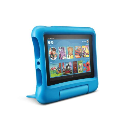 """All-New 7 Edition Tablet, 7"""" 16 GB, Blue Case"""