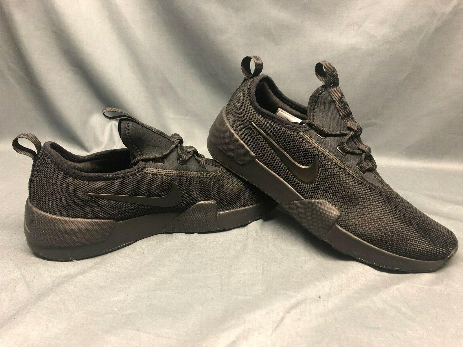 Nike Sneakers Black Boys