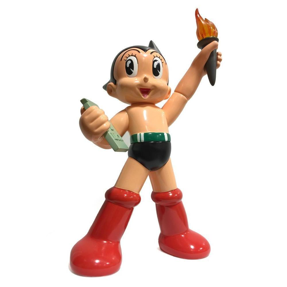 "Astro Boy Statue of Liberty Color Version 9"" Vinyl Art Figur"