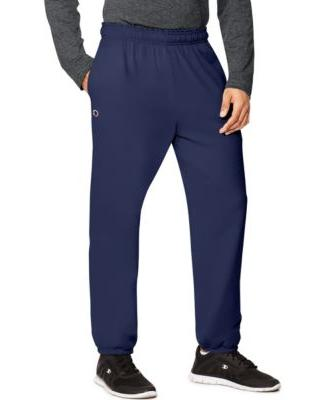 authentic closed bottom jersey pants