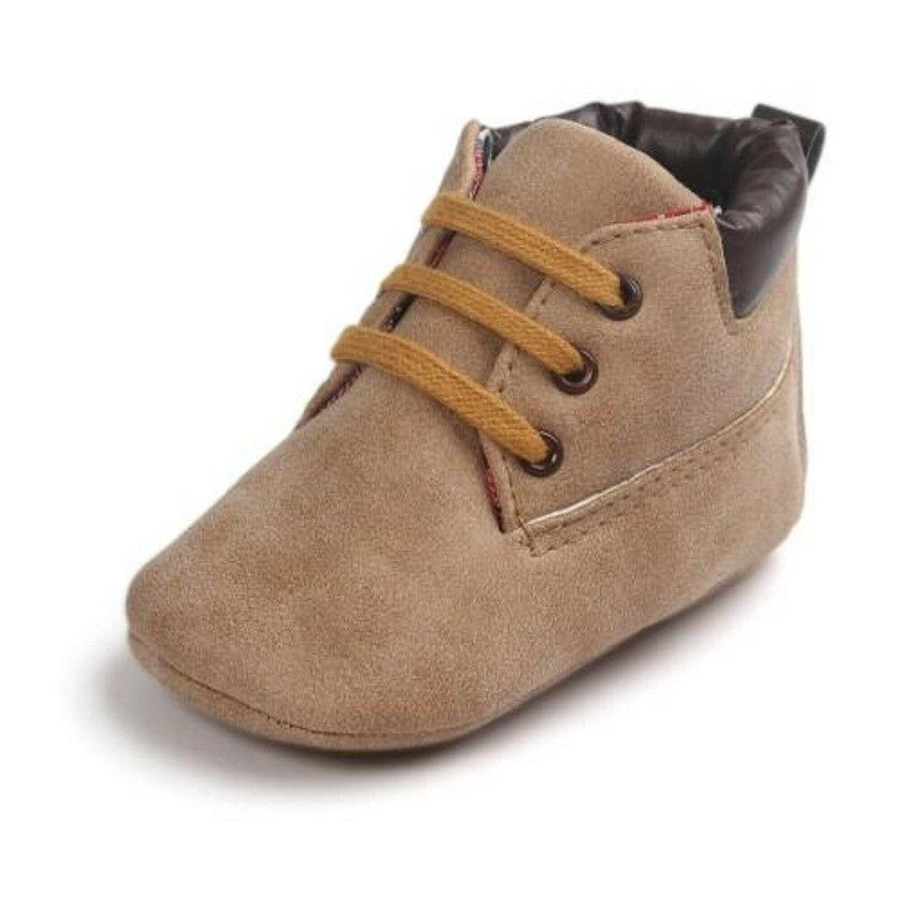 Baby Shoes Babies Girls Boys Kids Toddlers Shoes