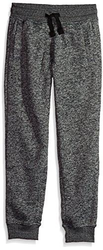 Southpole Boys' Big Jogger Fleece Pants in Marled Colors, Gr