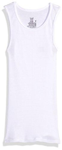 Hanes Boys' Big Ultimate Cool Comfort Tank Undershirt 5-Pack