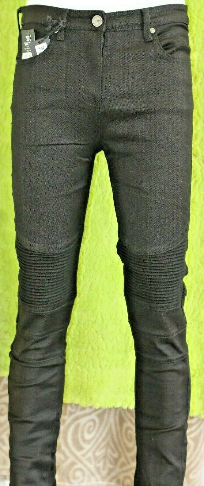 Black Jeans for Youth Boys Sizes 10 through 20 Suggested Ret
