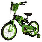 Bmx Bikes For Boys Training Wheels LEarning Green Girls 16 I
