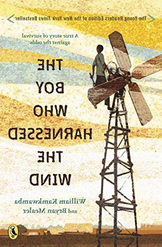boy who harnessed wind young