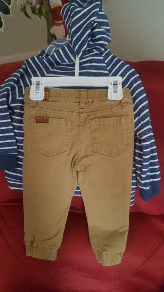 Boys 7 For Mankind 3pc size 18