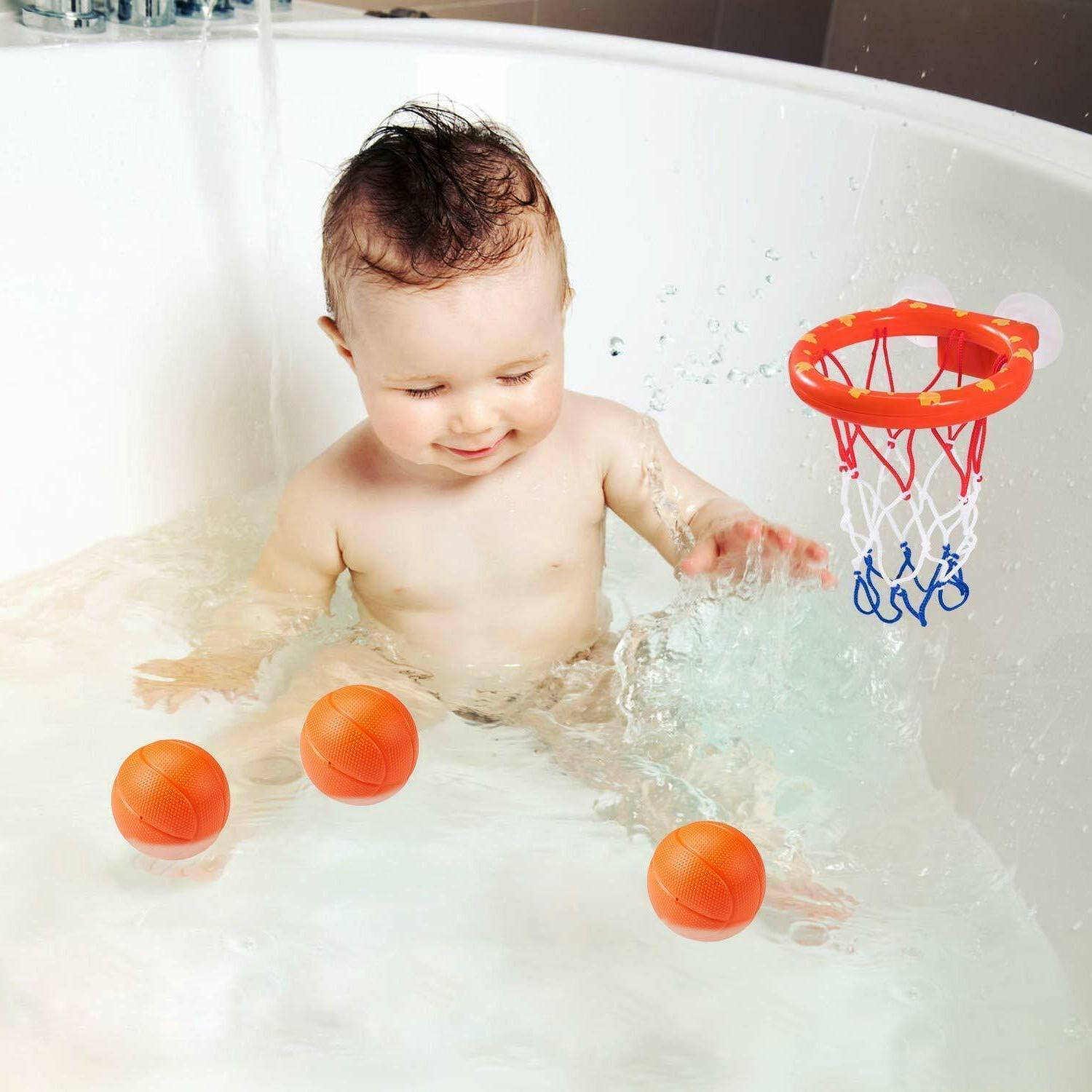 Bath For Girls 1 Year Old Hoop Toddlers