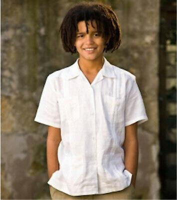boys guayabera shirts for kids and children