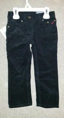 Ralph Lauren. Boys Size 7 Black Corduroy Pants NWT Sold for