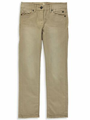 boys slimmy straight twill jeans
