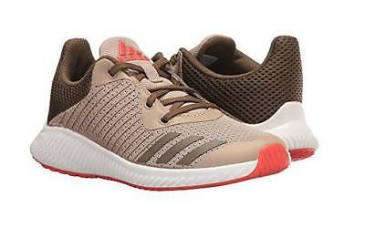 Boys Youth ADIDAS Tan/Green FORTARUN Athletic/Casual Sneaker