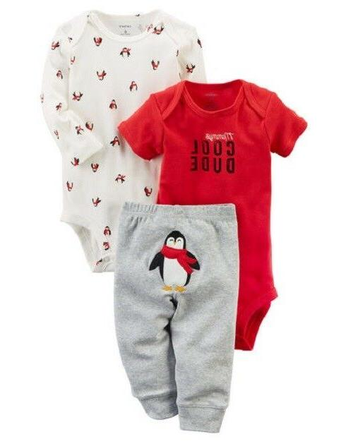 carters baby boy s 3 piece little
