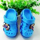 Children Garden Shoes Boys Girls Cartoon Summer Slippers for