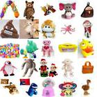 Cute Animal Stuffed Plush Ocean Fun Ball Barbie Doll Toy For