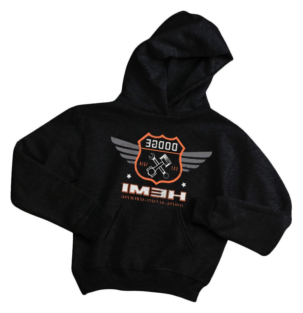 Dodge sweatshirt for kids youth ram hemi hoodie boys 2 4 6 8
