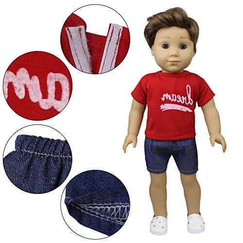 ZITA ELEMENT American Boy Logan for Inch Doll,